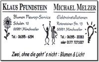 K. Pfundstein und M. Melzer